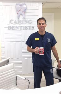 Dr Philip Gentry caring dentist
