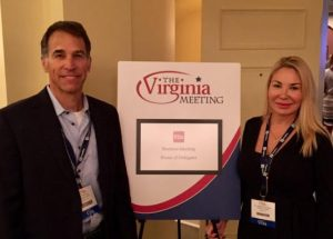 Dr_Gentry_Dr_Coutin_Virginia_dental_meeting